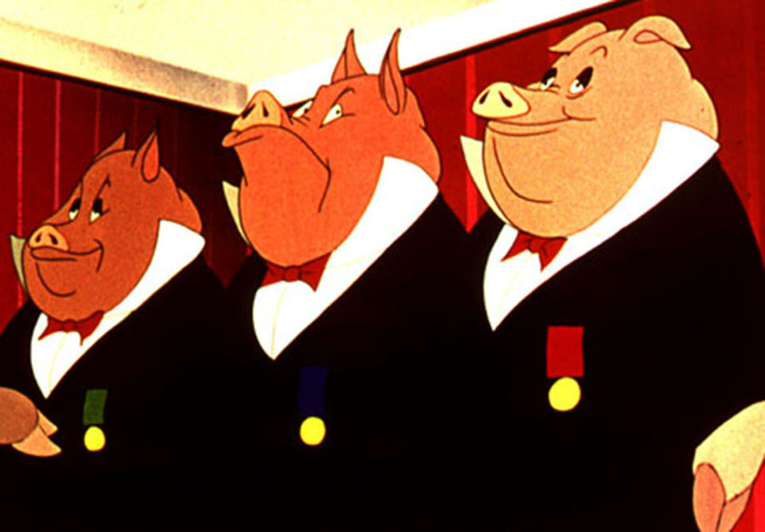 animal farm the role of stalinism Joseph stalin: national hero or cold  stalin plays a crucial role by running  the secret police strictly enforce stalinism and people are encouraged to.